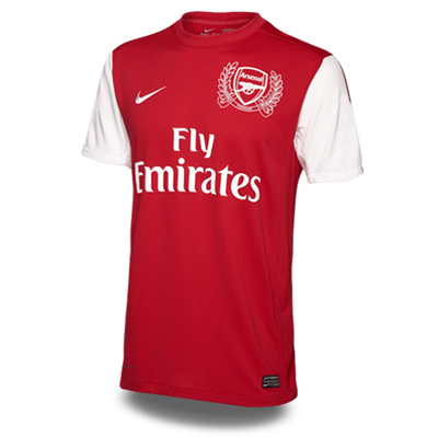 Anniversary Arsenal 2011/12 Shirt