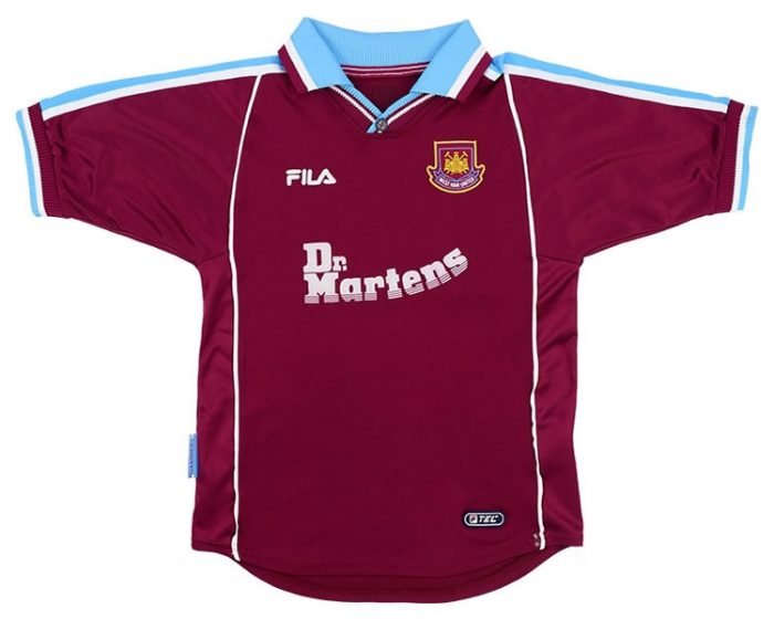 Best West Ham Shirts Of All Time Football Shirts News